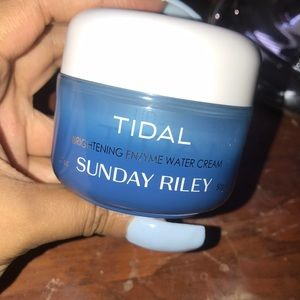 Sunday Riley Tidal moisturizer